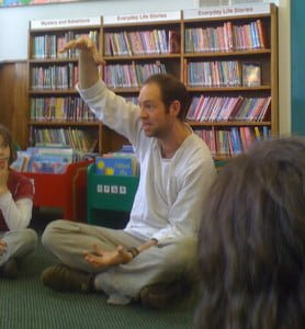 Walkley Library testimonial for Stories Alive