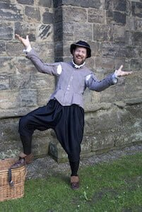 Tudor Tales from Stories Alive