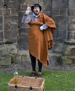 Tudor Tales From Hayden
